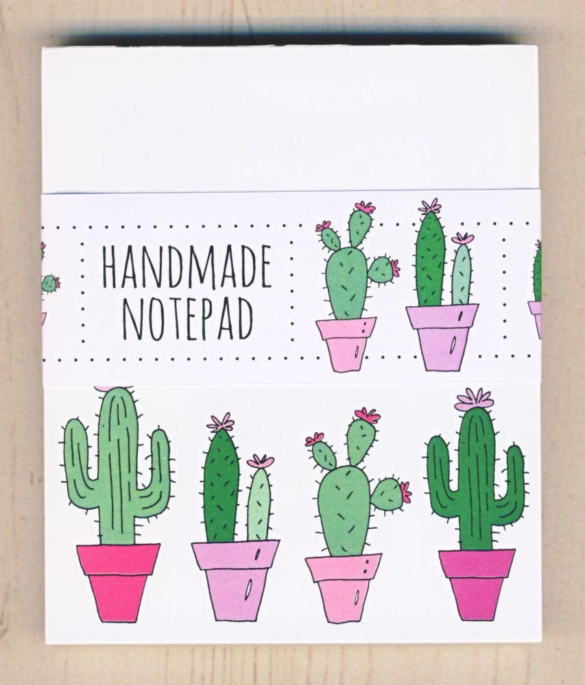 <!-- 008 -->Cactus Notepad
