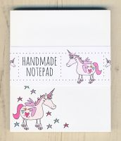 <!-- 012 -->Unicorn Notepad