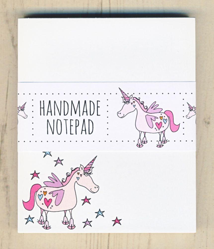 <!-- 013 -->Unicorn Notepad