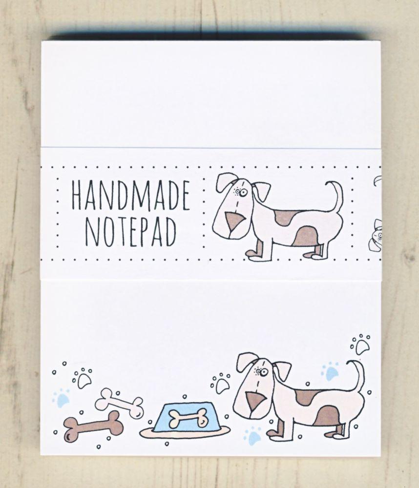 <!-- 010 -->Dog Notepad