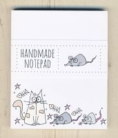 <!-- 011 -->Cat Notepad
