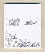 <!-- 008 -->Cat Notepad