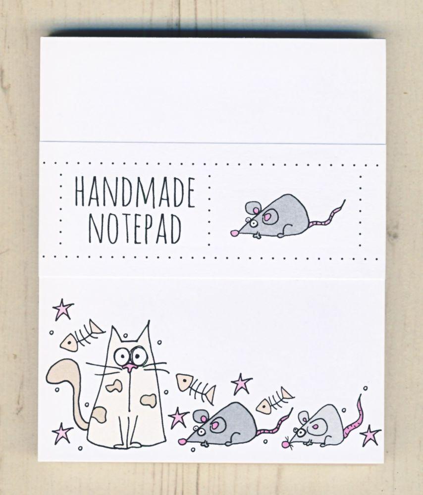 <!-- 011 -->Cat Notepad