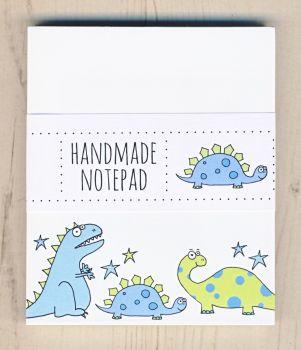 Dinosaurs Notepad