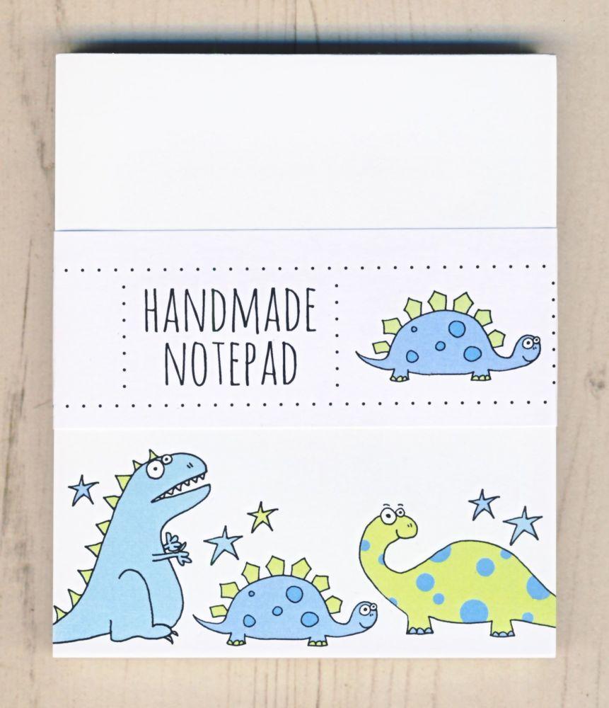 <!-- 013 -->Dinosaurs Notepad