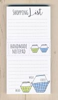 <!-- 003 -->Shopping List Notepad