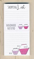 <!-- 004 -->Shopping List Notepad