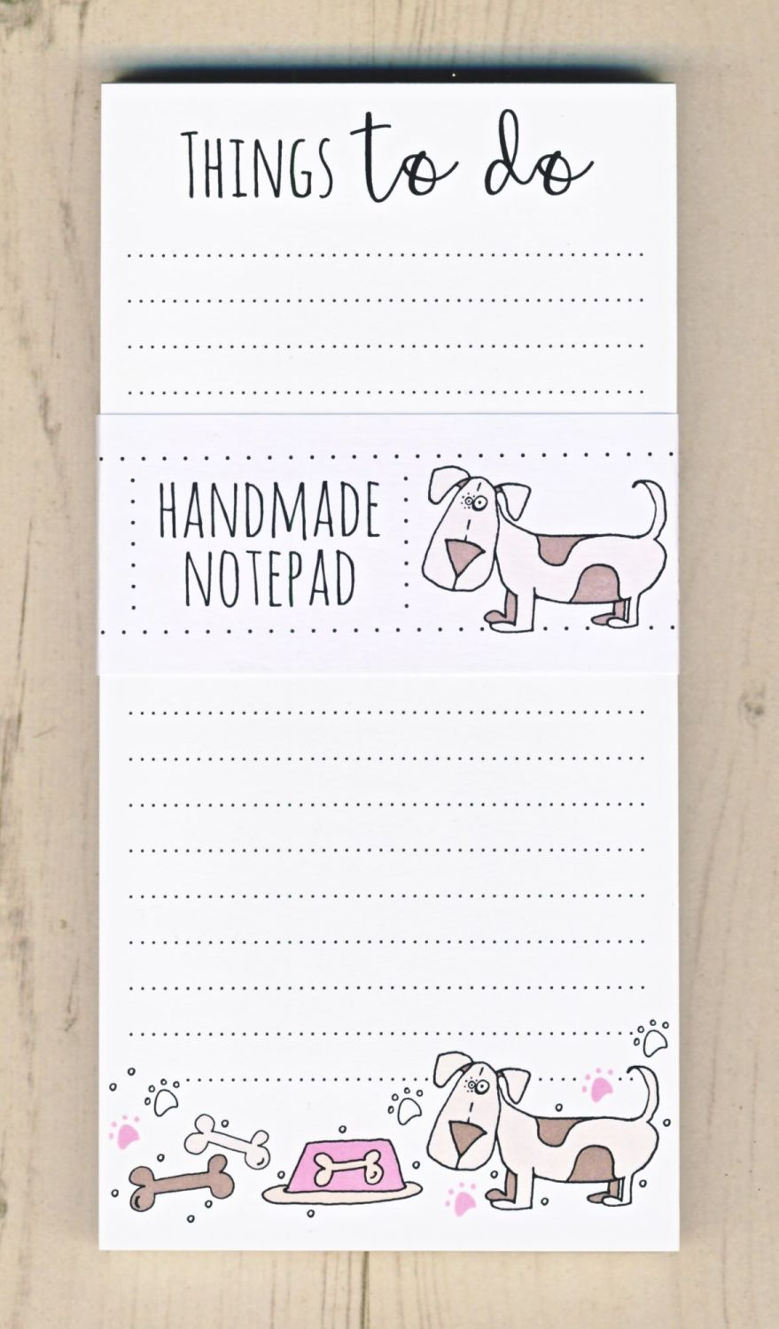 <!-- 010 -->To Do List Notepad