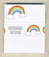 <!-- 001 -->Rainbow Notepad