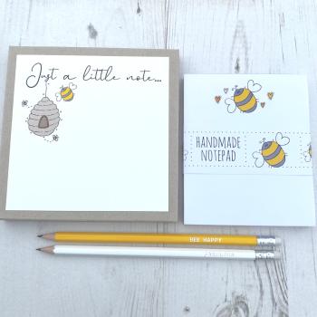Bee Stationery Gift Box