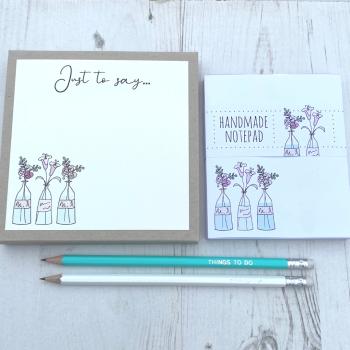 Flower Vases Stationery Gift Box