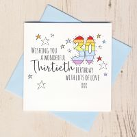 <!-- 001 --> Happy 30th Birthday