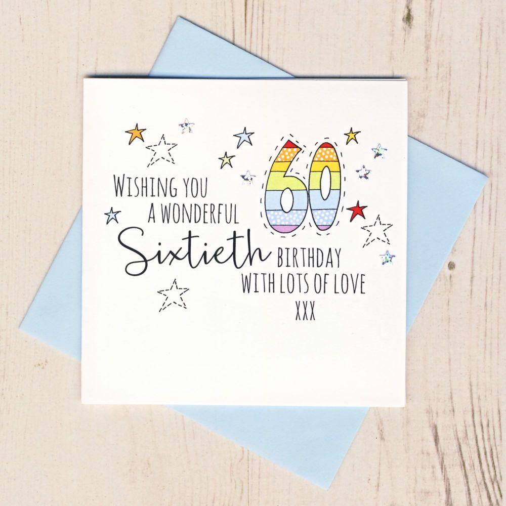 <!-- 001 --> Happy 60th Birthday