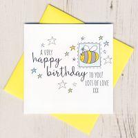<!-- 008 --> Happy Birthday Bee
