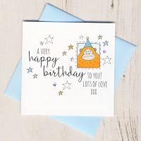 <!-- 008 --> Happy Birthday Monkey