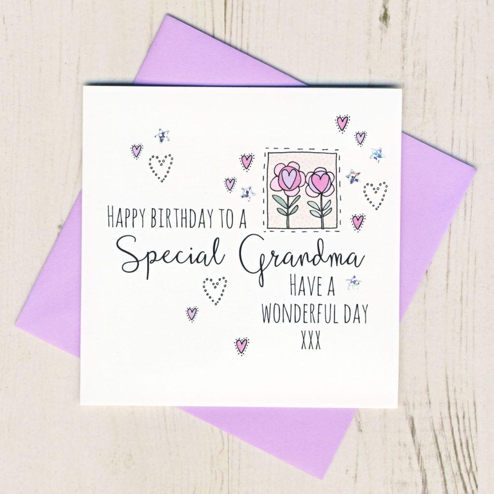 <!-- 001 --> Happy Birthday Grandma