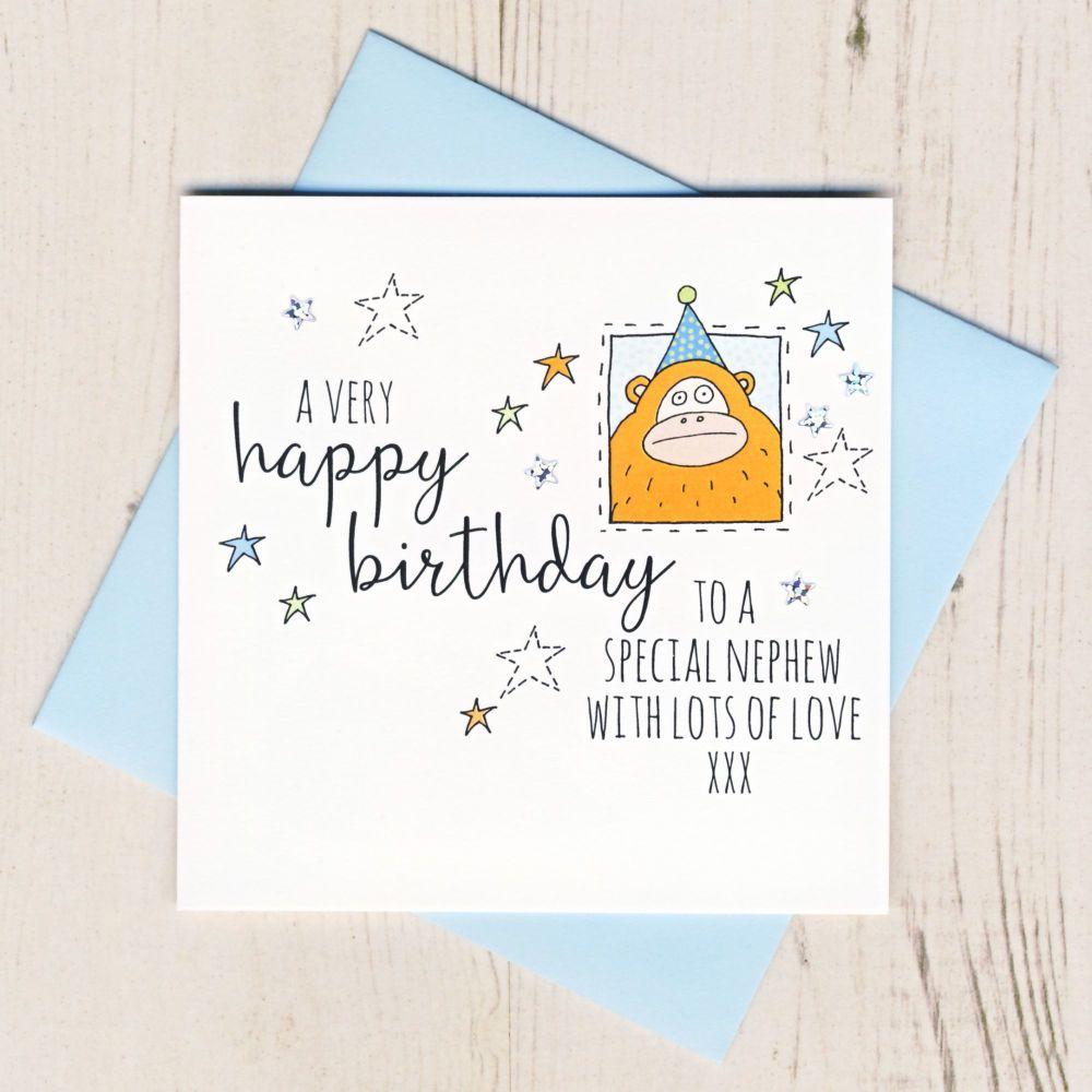<!-- 001 --> Happy Birthday Nephew