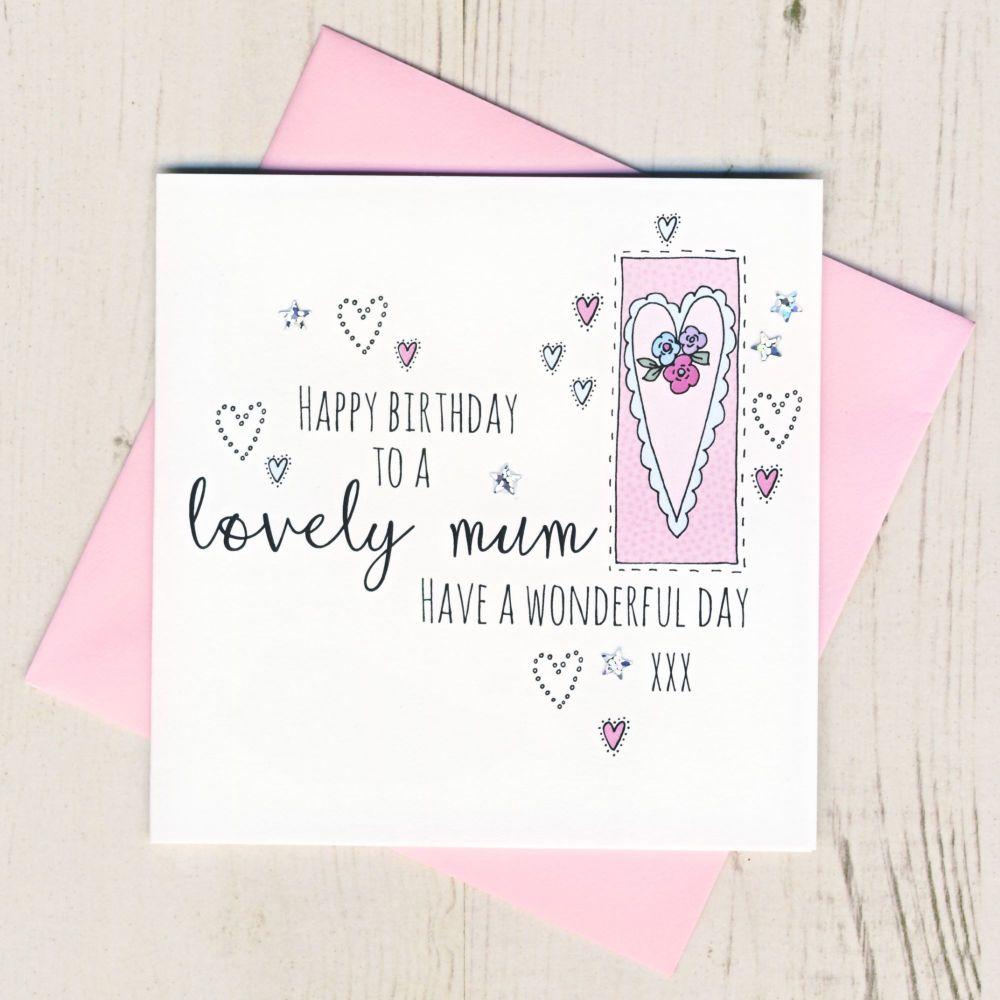 <!-- 001 --> Happy Birthday Mummy