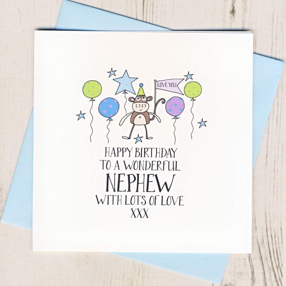 <!-- 002 --> Happy Birthday Nephew