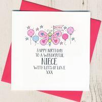 <!-- 001 --> Happy Birthday Niece