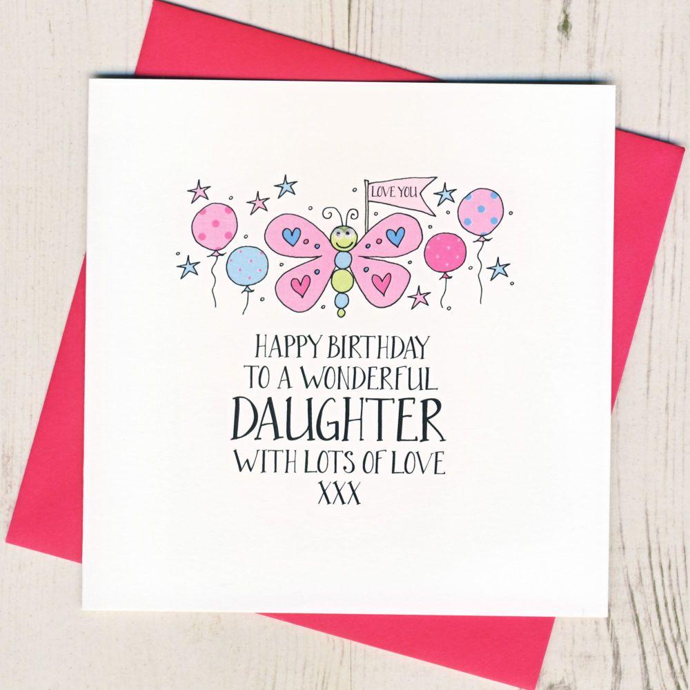 <!-- 002 --> Happy Birthday Daughter