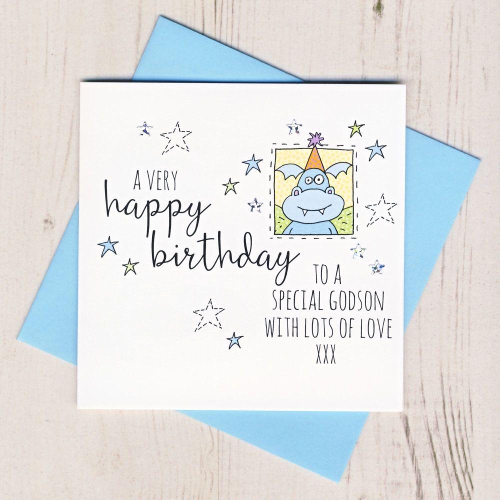 <!-- 001 --> Happy Birthday Godson