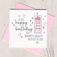 <!-- 001 --> Happy Birthday Daughter
