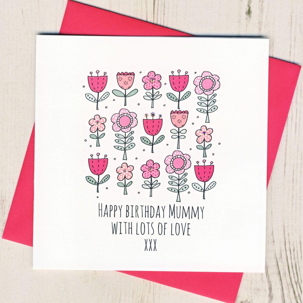 <!-- 005 -->Happy Birthday Mummy