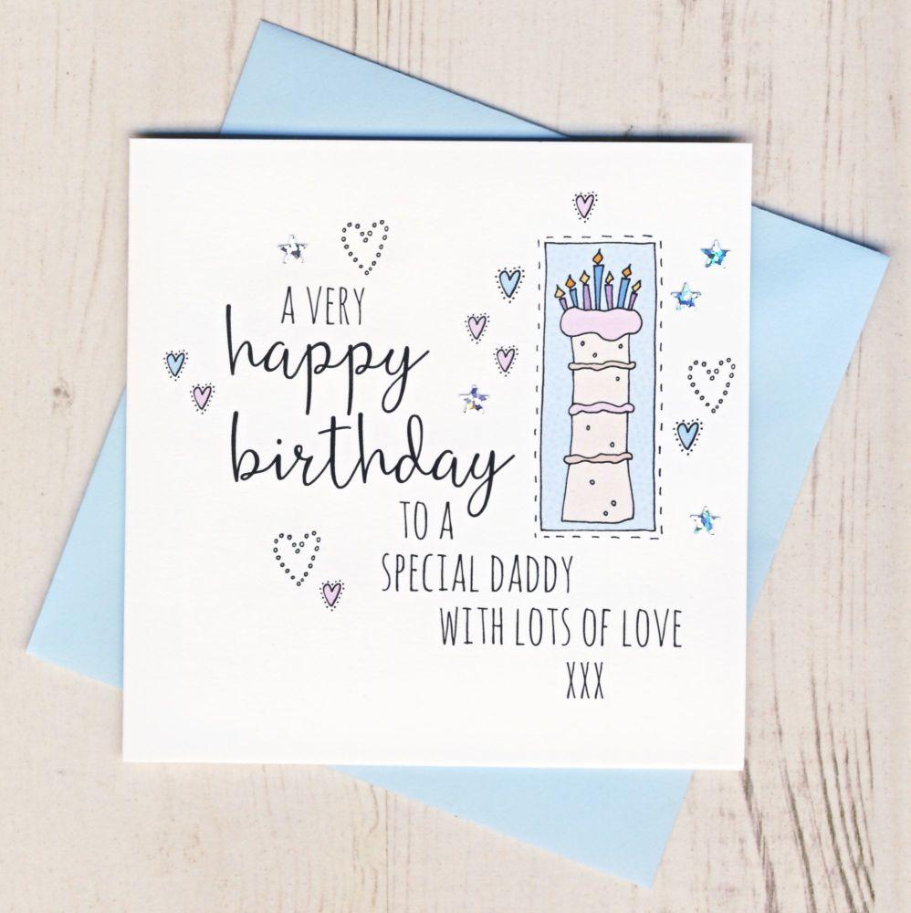<!-- 001 --> Happy Birthday Daddy