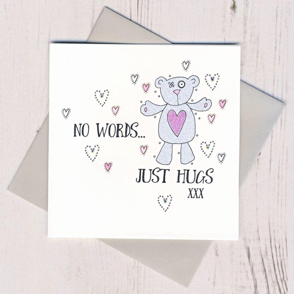<!-- 003 -->No Words Just Hugs