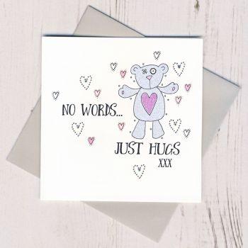 No Words Just Hugs