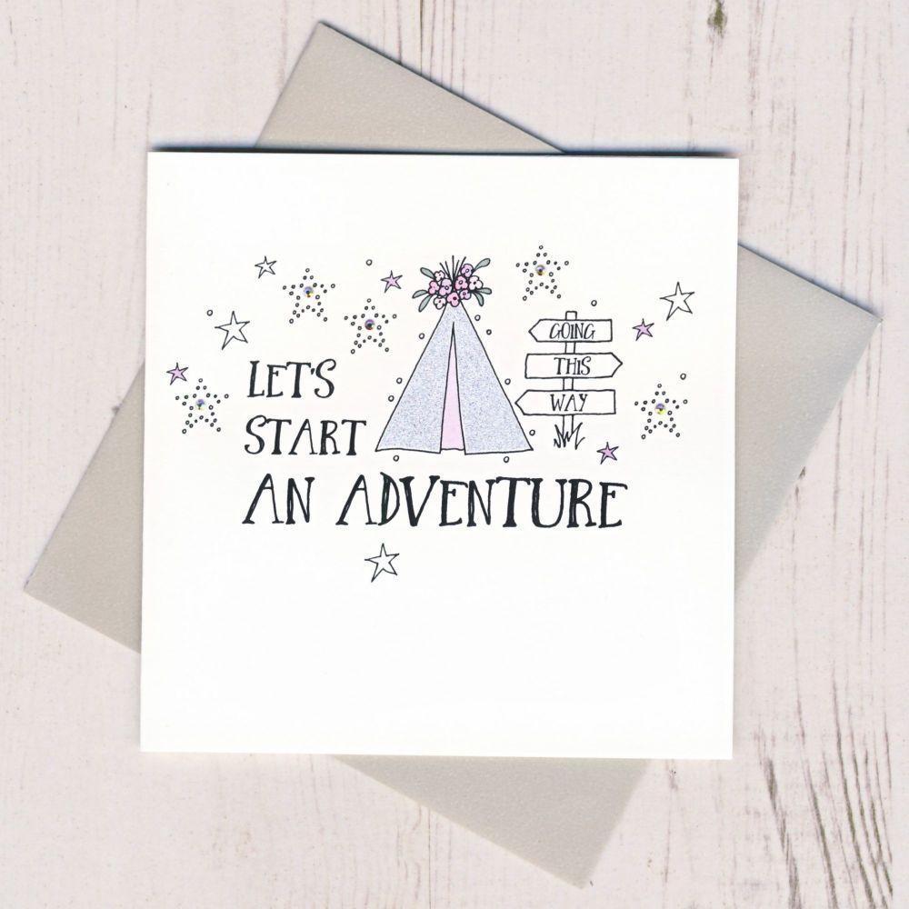<!-- 004 -->Let's Start An Adventure