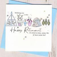 <!-- 001 -->  Happy Retirement