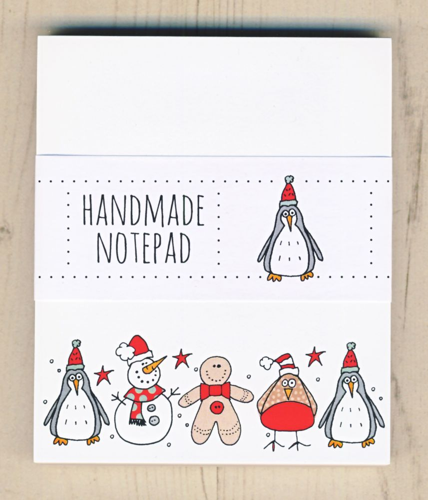 <!-- 005 -->Christmas Note Pads