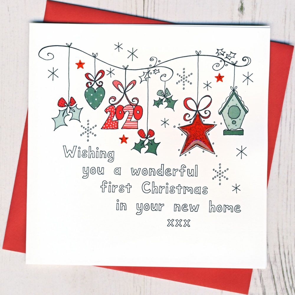 First Christmas In Your New Home