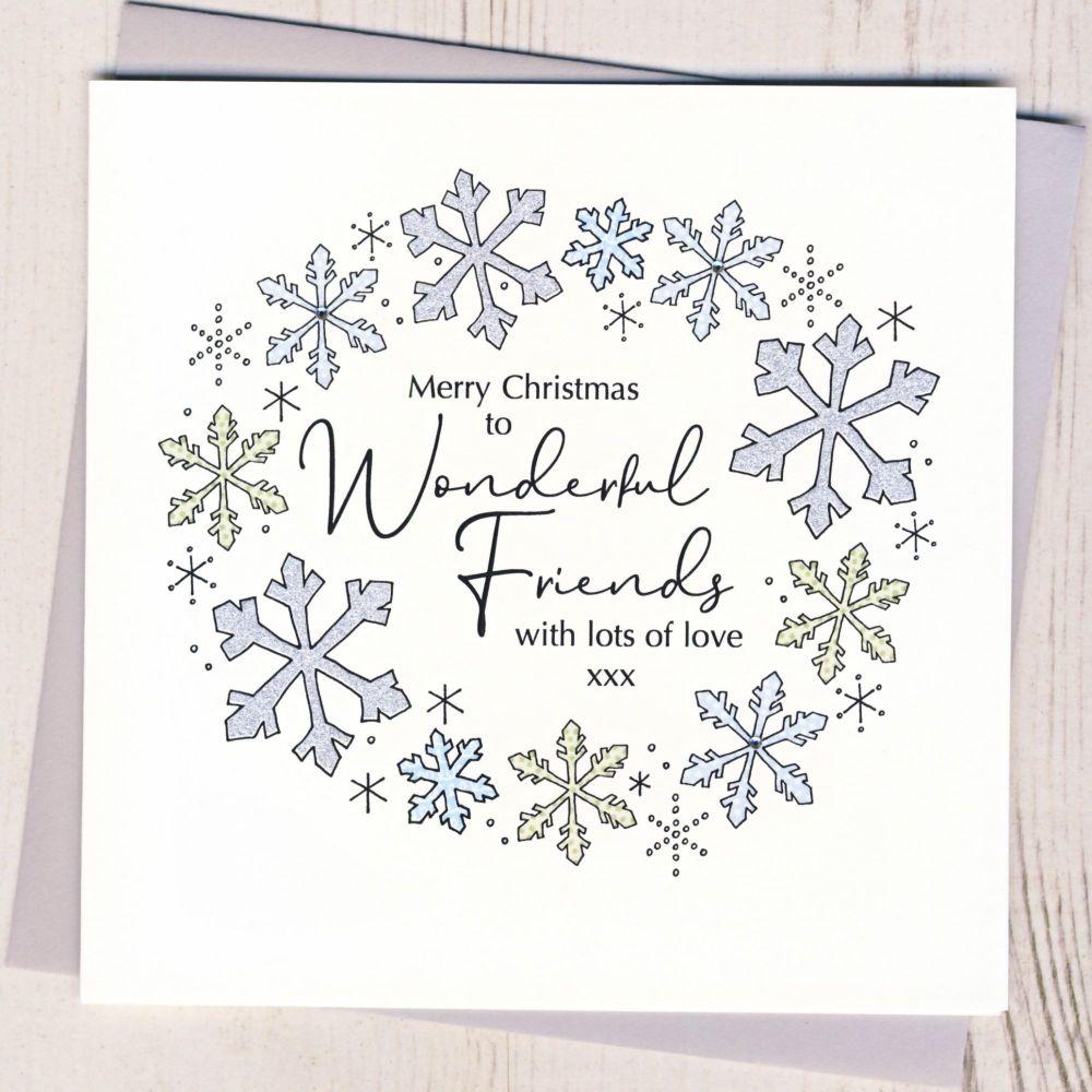 Friends Christmas Card