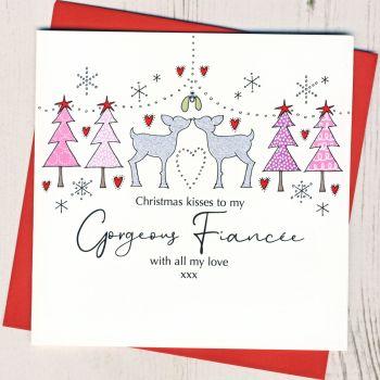Fiancee Christmas Card