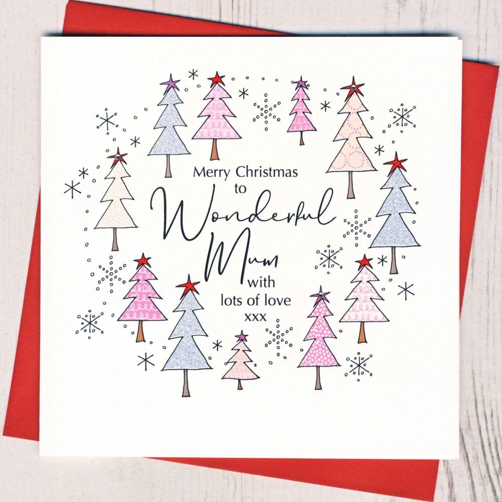 <!-- 001 -->Mum Christmas Card