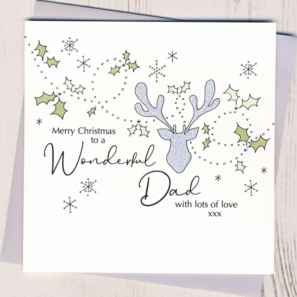 <!-- 00 -->Dad Christmas Card