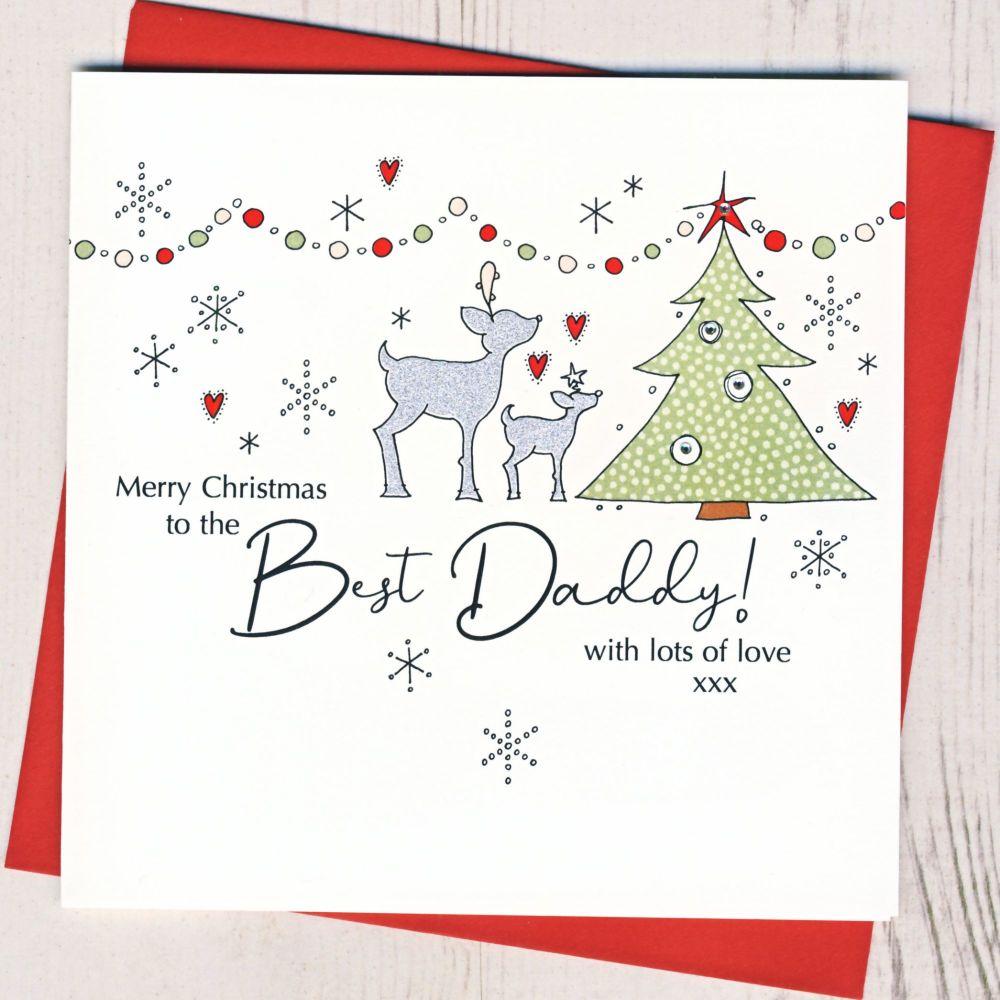 <!-- 006-->Daddy Christmas Card