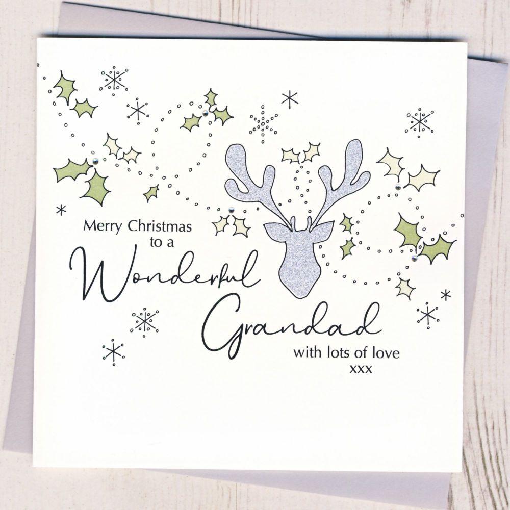 <!-- 001-->Grandad Christmas Card