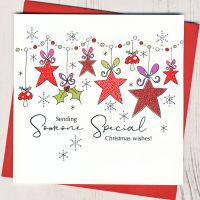 <!-- 002-->Someone Special Christmas Card