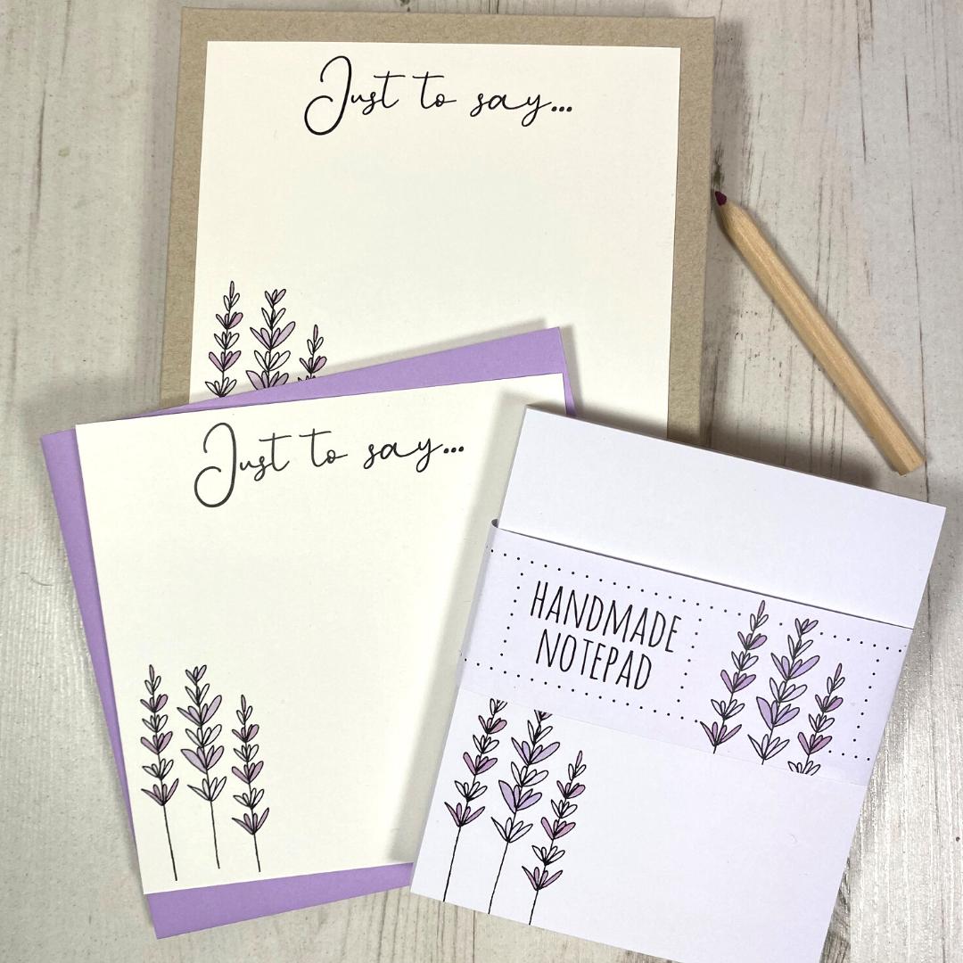 <!-- 001 -->Lavender Gift Set