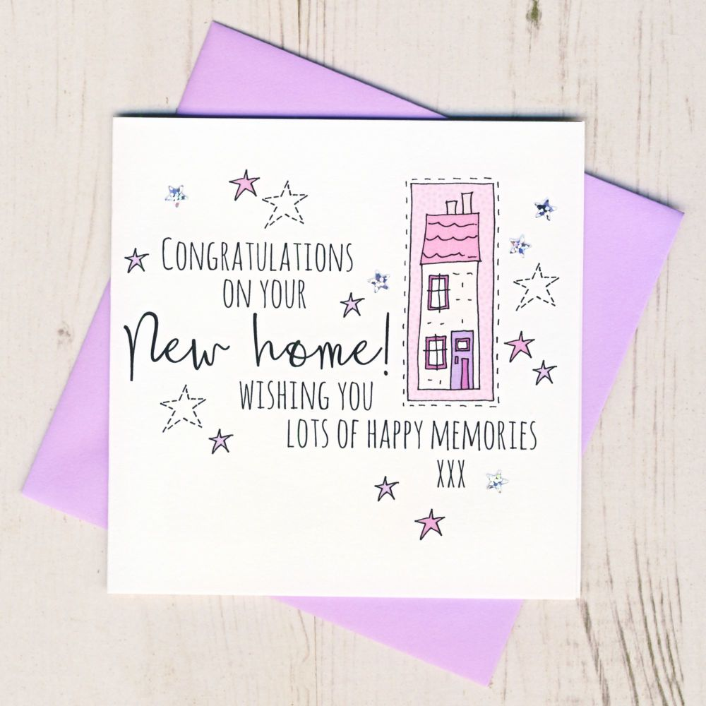 <!-- 001 --> New Home Card