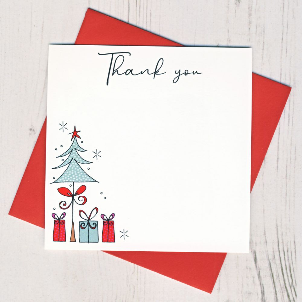 <!-- 001 -->Christmas Thank You Cards
