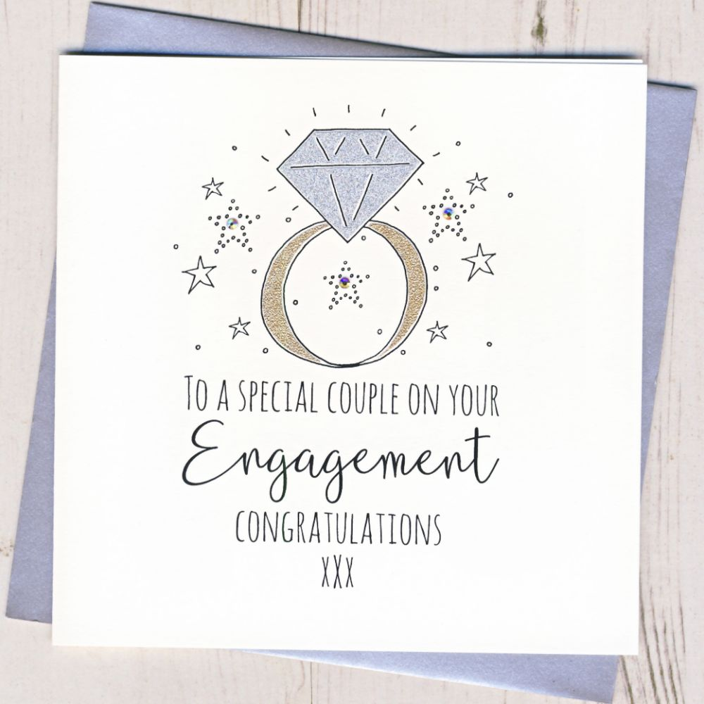 <!-- 002 -->Personalised Engagement Cards