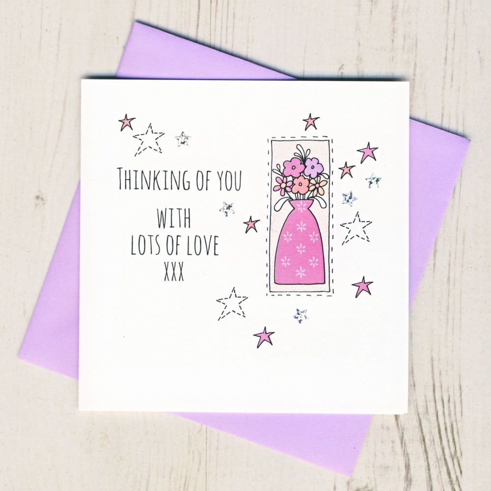 <!-- 000 -->Thinking of You Card