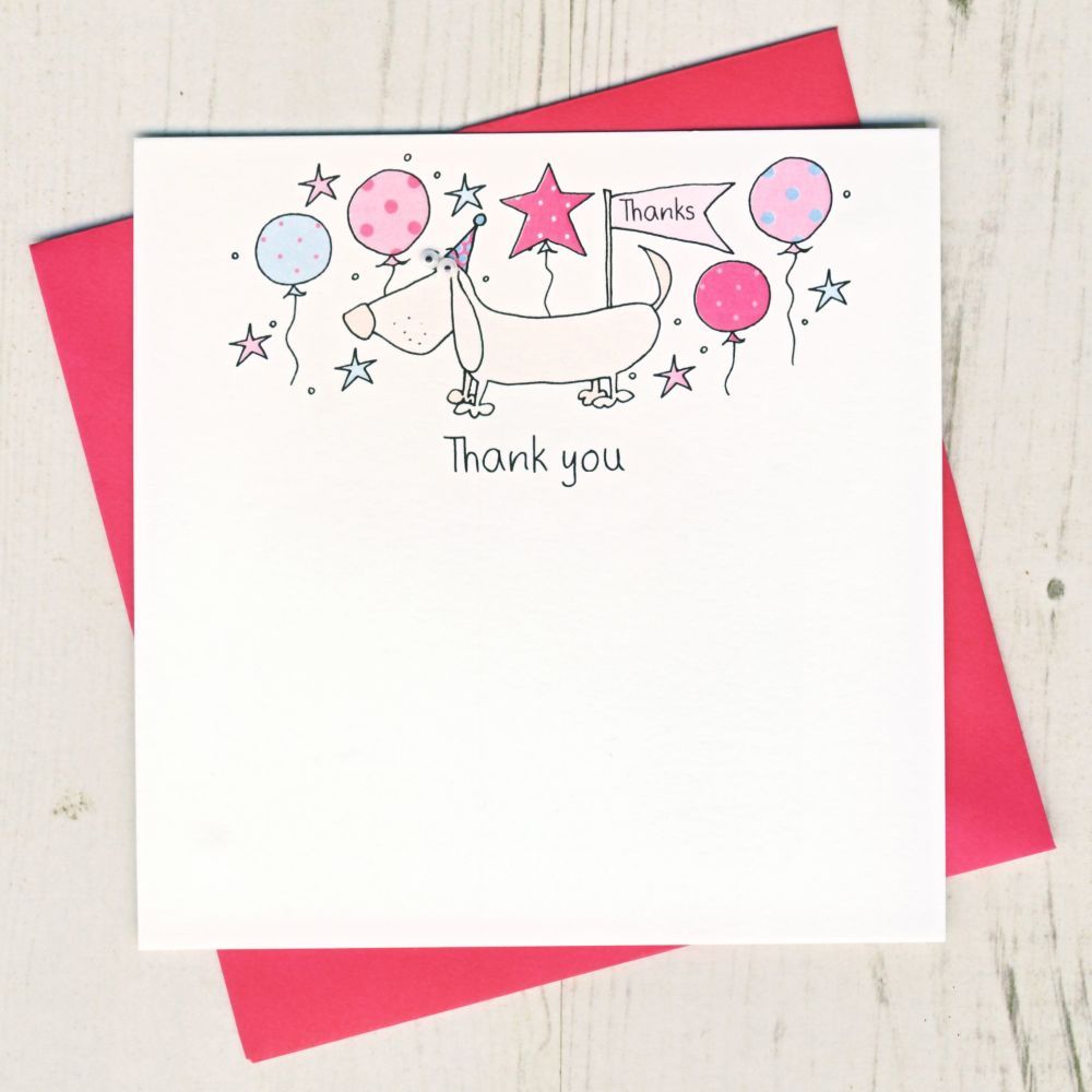 Pack of DogThank You Cards