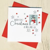 <!-- 002-->First Christmas As Mr & Mrs