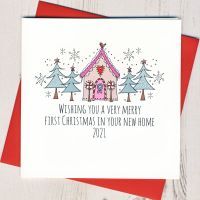 <!-- 004-->First Christmas In Your New Home